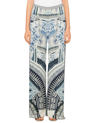 CAMILLA TALES OF BATIK Double Layer Trouser