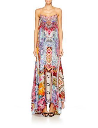 CAMILLA SUNDAY BEST Full Hem Long Dress
