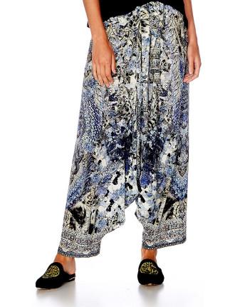 CAMILLA HUSH HUSH Harem Pants