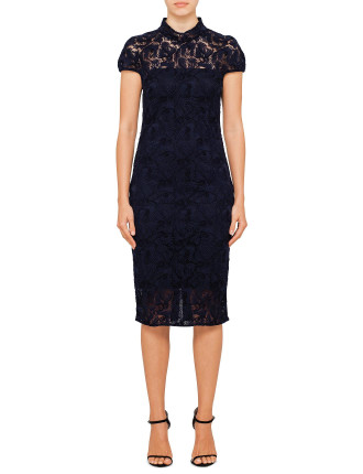 Envision Fitted Dress