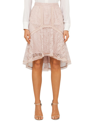 Vine Mini Skirt