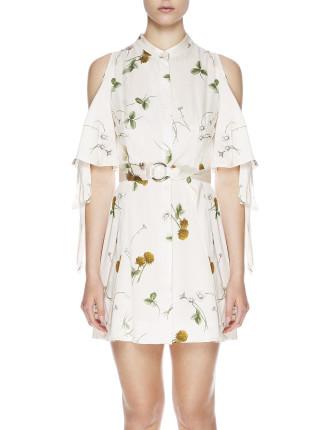 Elderflower Mini Dress