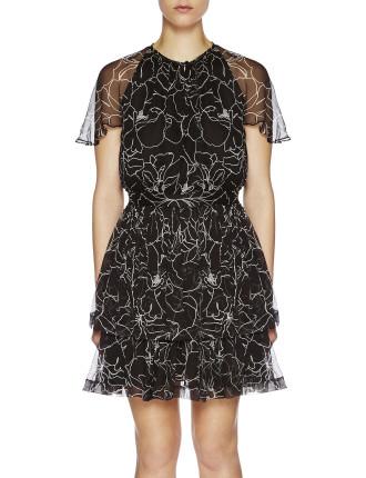 Tuberose Mini Dress