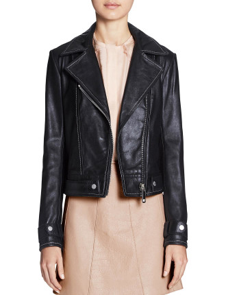 Mod Squad Leather Jacket