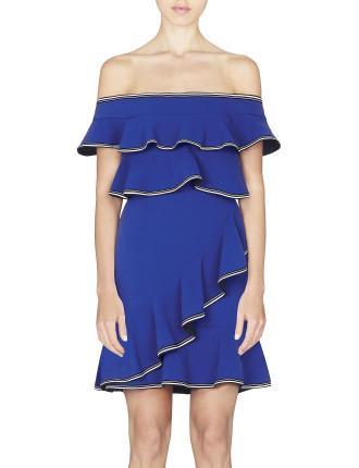 Billie Ruffle Mini Dress