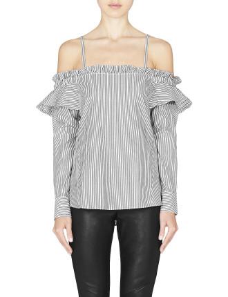 Parker Frill Shirt