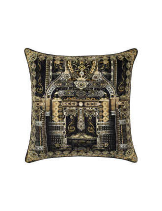 CAMILLA FOR THE LOVE OF LHASA LARGE SQUARE CUSHION
