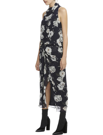 Lou Lou Drape Dress (Exclusive)