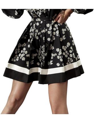 Daisy Chain Short Skirt