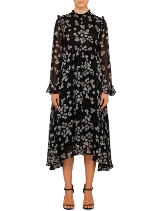 Calendular Daisy Dress