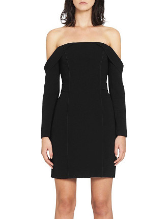 Munroe Off Shoulder Mini