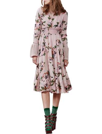 Gypsy Rose Floral Dress