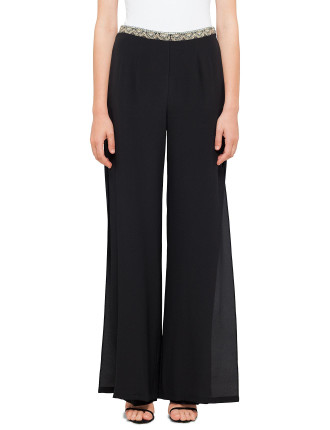 CAMILLA Dynasty Days Double Layer Trouser With Split