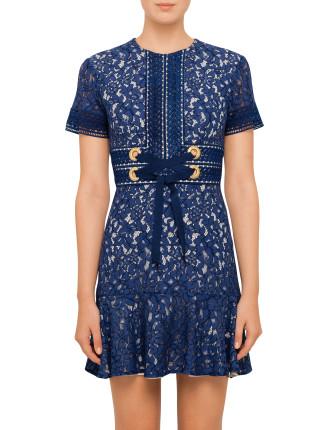 FLORA MINI FLIP DRESS