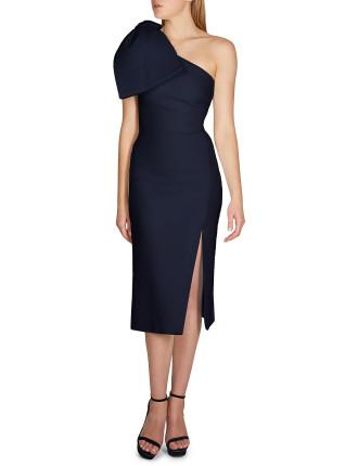Hamptons Midi Bow Dress.