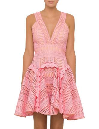 Halley's Comet Dress