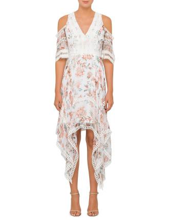Folklore Midi Dress