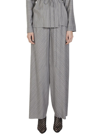 SUITED BIAS TROUSER