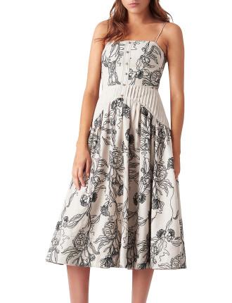 Macumba Midi Dress