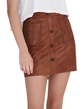 Shrimpton Mini Skirt
