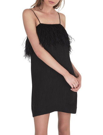 Pellew Feather Dress