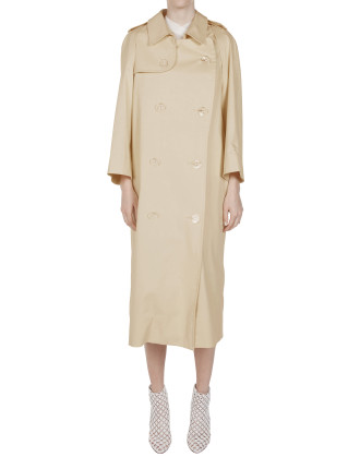 OPEN SLEEVE TRENCH