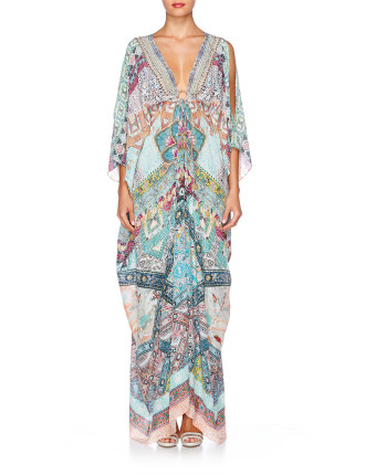 U-Ring Kaftan-SISTERS OF THE MARIGOLD