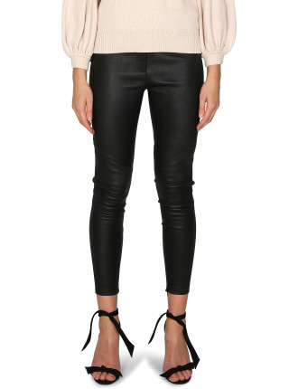 Leather 7/8 Pant