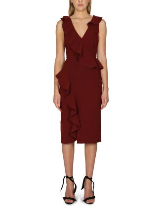 Sylvette Midi Dress