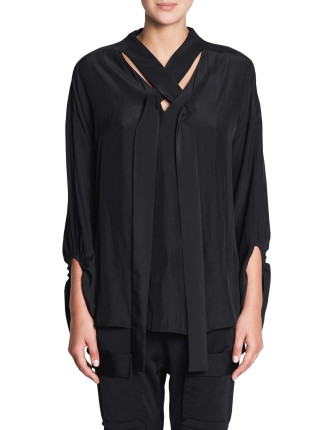 CROSSING SIGNALS BLOUSE
