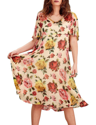 KISS FROM A ROSE DRESS