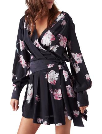 Gabyon Wrap Dress