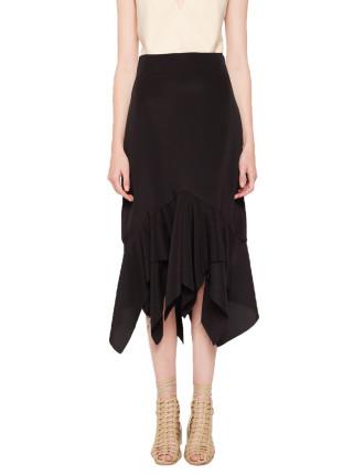 Mondrian Puzzle Skirt