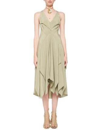 Mondrian Puzzle Dress