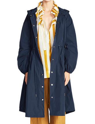 Pollock Hooded Raincoat