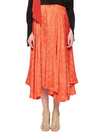 Sacred Hand Skirt