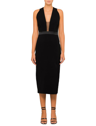 FRAME SHEATH DRESS