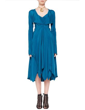 Purpose Long Sleeve Dress