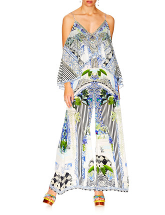 CAMILLA The Sweet Escape Double Layer Jumpsuit