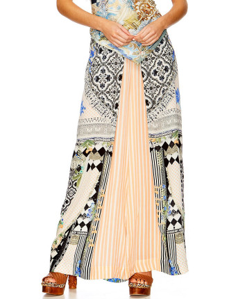 CAMILLA Salvador Secrets Oversized Pleat Pant
