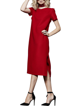 The Frill Of It All Dress