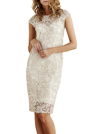 Heart In The Right Lace Dress