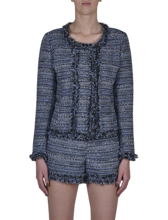 Mediterranean Tweed Jacket