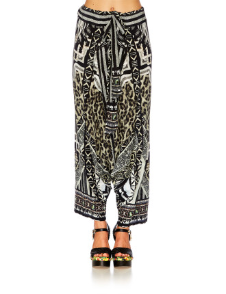 CAMILLA Tribal Theory Harem Pants