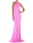 Anais - One Shoulder Lace Gown $1,299.00