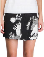 SADIE WRAP SKIRT WITH CONTRAST BACK $559.00