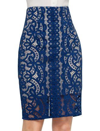 Libra Pencil Skirt