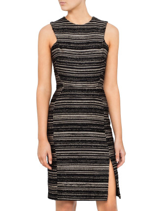 BE BOLD CUT AWAY DRESS