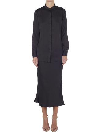 Bias Skirt/ Shirt Dress Combo