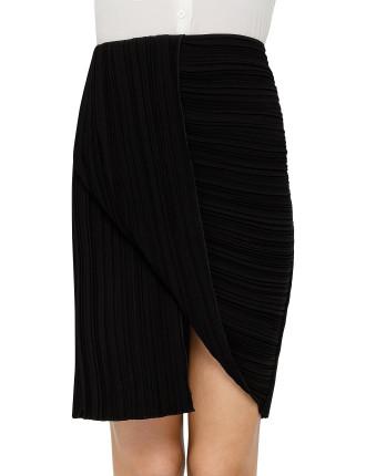 Toga Pleat Skirt